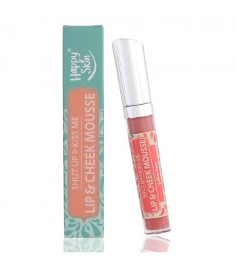 Shut Up & Kiss Me Lip & Cheek Mousse in Fall in Love