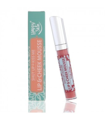 Shut Up & Kiss Me Lip & Cheek Mousse in Laugh Always