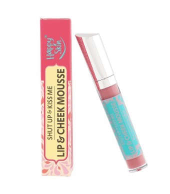 Shut Up & Kiss Me Lip & Cheek Mousse in The Morning After