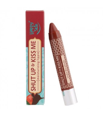 Shut Up & Kiss Me Moisturizing Lippie in Under The Sheets