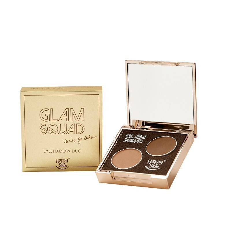 Happy Skin Glam Squad Eyeshadow Duo by Denise Go-Ochoa