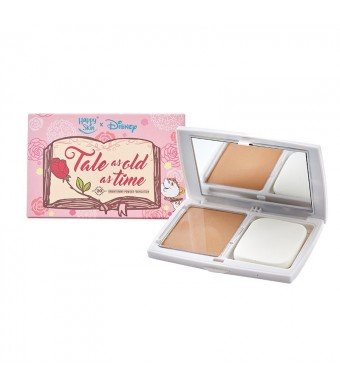 Tale As Old As Time Brightening Powder Foundation in Natural Beige