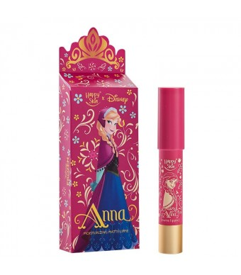 Happy Skin X Disney Frozen Moisturizing Matte Lippie in Anna