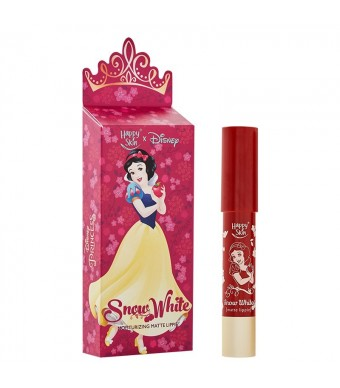 Happy Skin X Disney Princess Moisturizing Matte Lippie in Snow White
