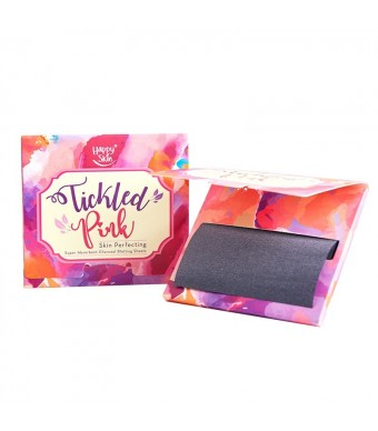 Tickled Pink Skin Perfecting Super Absorbent Charcoal Blotting Sheets