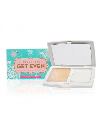 Don't Get Mad, Get Even Brightening Powder Foundation SPF 20 PA++ in Soft Beige