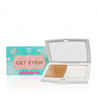 Don't Get Mad, Get Even Brightening Powder Foundation SPF 20 PA++ in Natural Beige