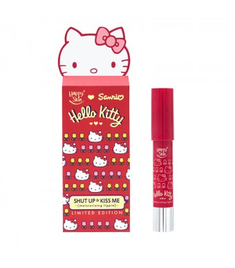 Happy Skin ♥ Sanrio Moisturizing Lippie In Hello, Hello Kitty