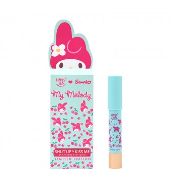 Happy Skin ♡ Sanrio Moisturizing Matte Lippie In Flower Power