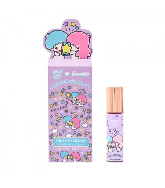 Happy Skin ♡ Sanrio Liquid Matte Lippie In Star Wand