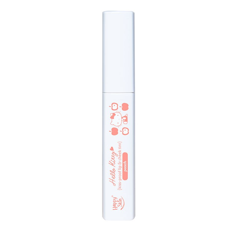 Happy Skin ♡ Hello Kitty Kiss-Proof Lip & Cheek Tint In Peach