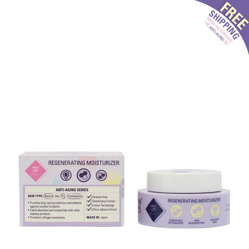 Happy Skin Beauty Regenerating Moisturizer