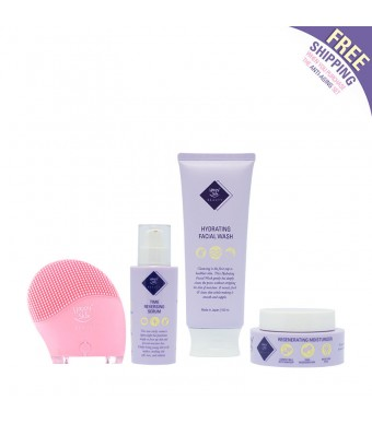 Happy Skin Beauty Anti-Aging Series Bundle