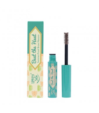 Beat The Heat Summer-Proof Brow Mascara In Caramel Brown