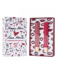 Happy Skin x Love Marie Shut Up & Kiss Me Moisturizing Matte Lippie Set