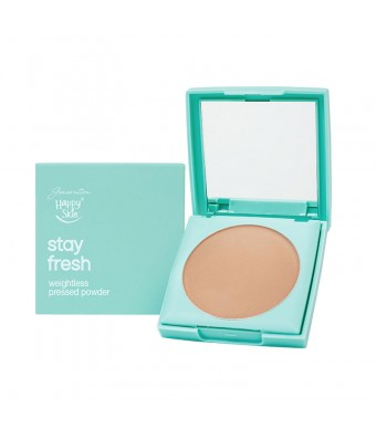 Stay Fresh Weightless Pressed Powder in Natural Beige