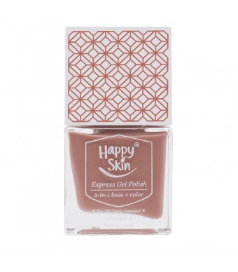 Express Gel Polish 2-in-1 Base + Color in Honeymoon Glow