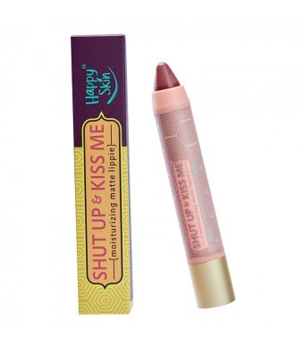 Shut Up & Kiss Me Moisturizing Matte Lippie in The Morning After