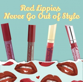How to pull off a red lip every single day