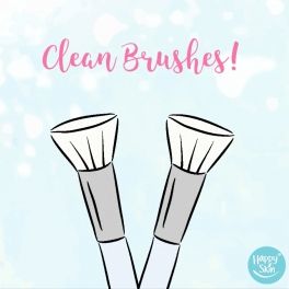WATCH: An easy tutorial on cleaning your makeup brushes