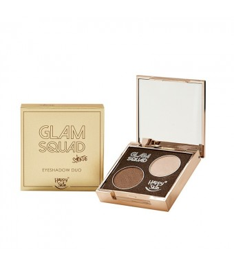 Happy Skin Glam Squad Eyeshadow Duo by Juan Sarte