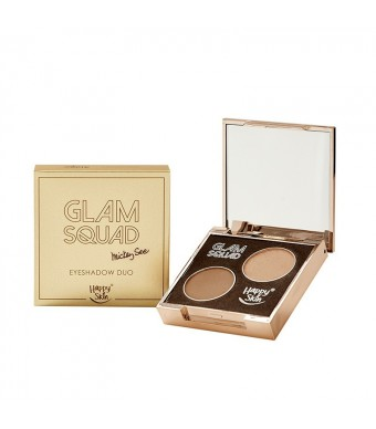 Happy Skin Glam Squad Eyeshadow Duo by Mickey See