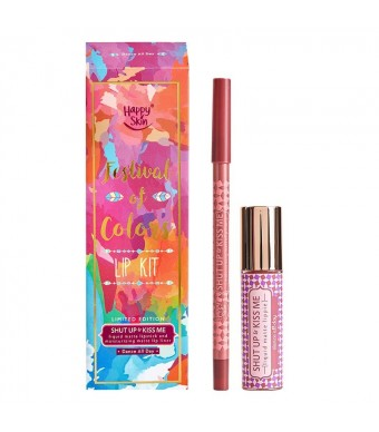Festival of Colors Lip Kit in Dance All Day