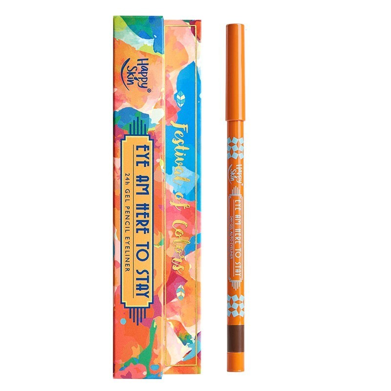 Eye Am Here To Stay 24H Gel Pencil Eyeliner in Chic Brown