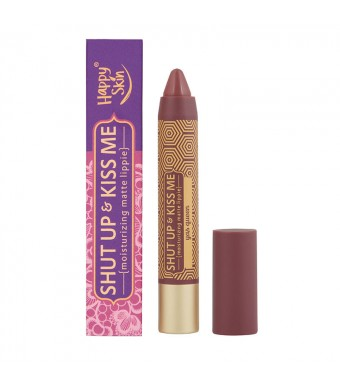 Shut Up & Kiss Me Moisturizing Matte Lippie In Yas Queen