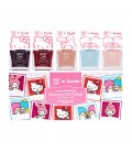 Happy Skin ♡ Sanrio Express Gel Polish 2-In-1 Base + Color Limited Edition Set Of 5