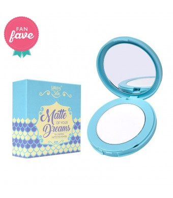 Matte Of Your Dreams Oil Control Mattifying Powder In Translucent (White)