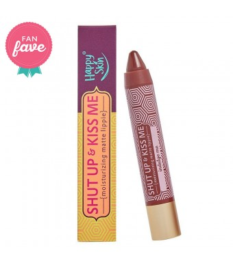 Shut Up & Kiss Me Moisturizing Matte Lippie In Indulge Me
