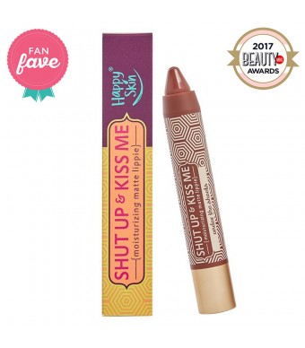Shut Up & Kiss Me Moisturizing Matte Lippie In Under The Sheets