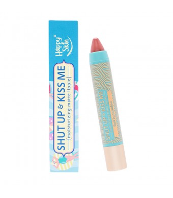 Shut Up & Kiss Me Moisturizing Matte Lippie In Lost In Paradise