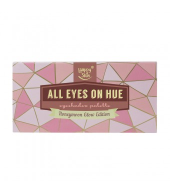 All Eyes on Hue Eyeshadow Palette Honeymoon Glow Edition