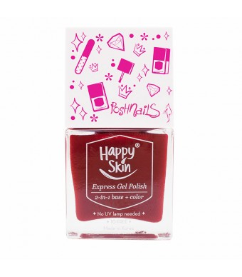 Happy Skin x Posh Nails Express Gel Polish in Luxe