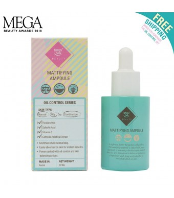Happy Skin Beauty Mattifying Ampoule