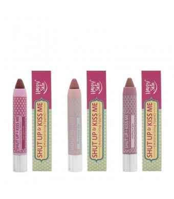 Happy Skin Holiday Moist Lippie Set