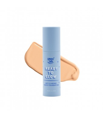 Ready To Glow Anti E-Aging Liquid Foundation