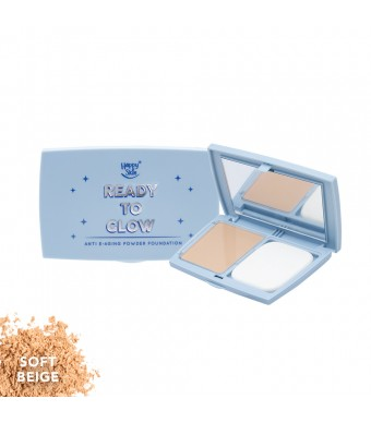 Ready To Glow Anti E-Aging Powder Foundation