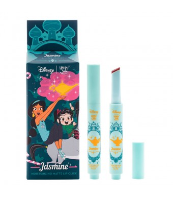 Happy Skin | Disney Moisturizing Matte Lip Click - Jasmine