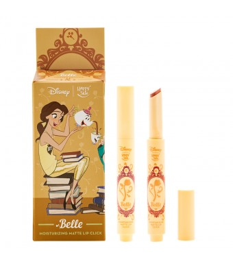 Happy Skin | Disney Moisturizing Matte Lip Click - Belle