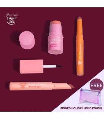 Generation Happy Skin Rosy Pink Holiday Set