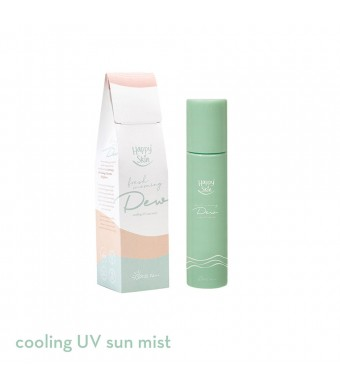 Happy Skin Dew Cooling Uv Sun Mist SPF35 Pa+++