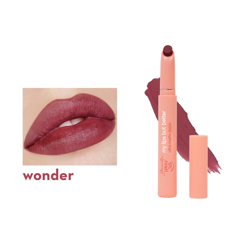 My Lips But Better Ultra Matte Lippie in Wonder