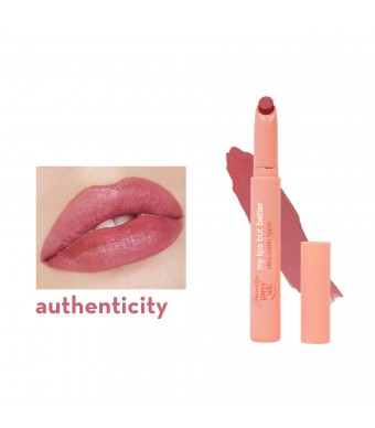 My Lips But Better Ultra Matte Lippie in Authenticity