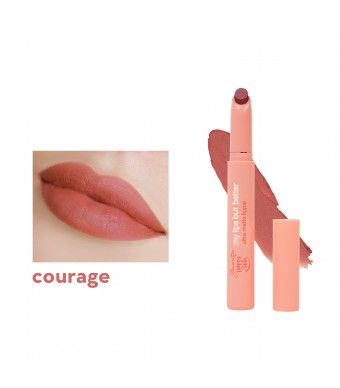 My Lips But Better Ultra Matte Lippie in Courage