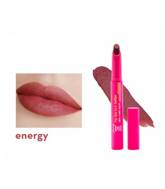 Generation Happy Skin Active My Lips But Better Ultra Matte Lippie In Energy