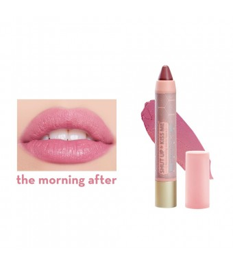 Shut Up & Kiss Me Moisturizing Matte Lippie The Morning After