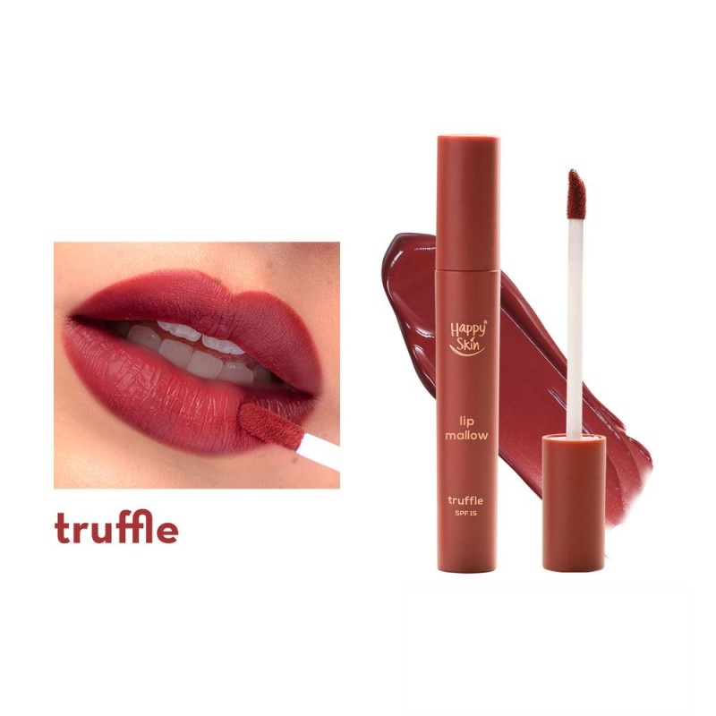 Happy Skin Lip Mallow Mousse In Truffle